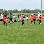 fc legion youth training session