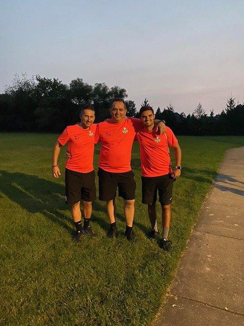 Legion FC Chicago staff