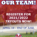 banner soccer tryouts